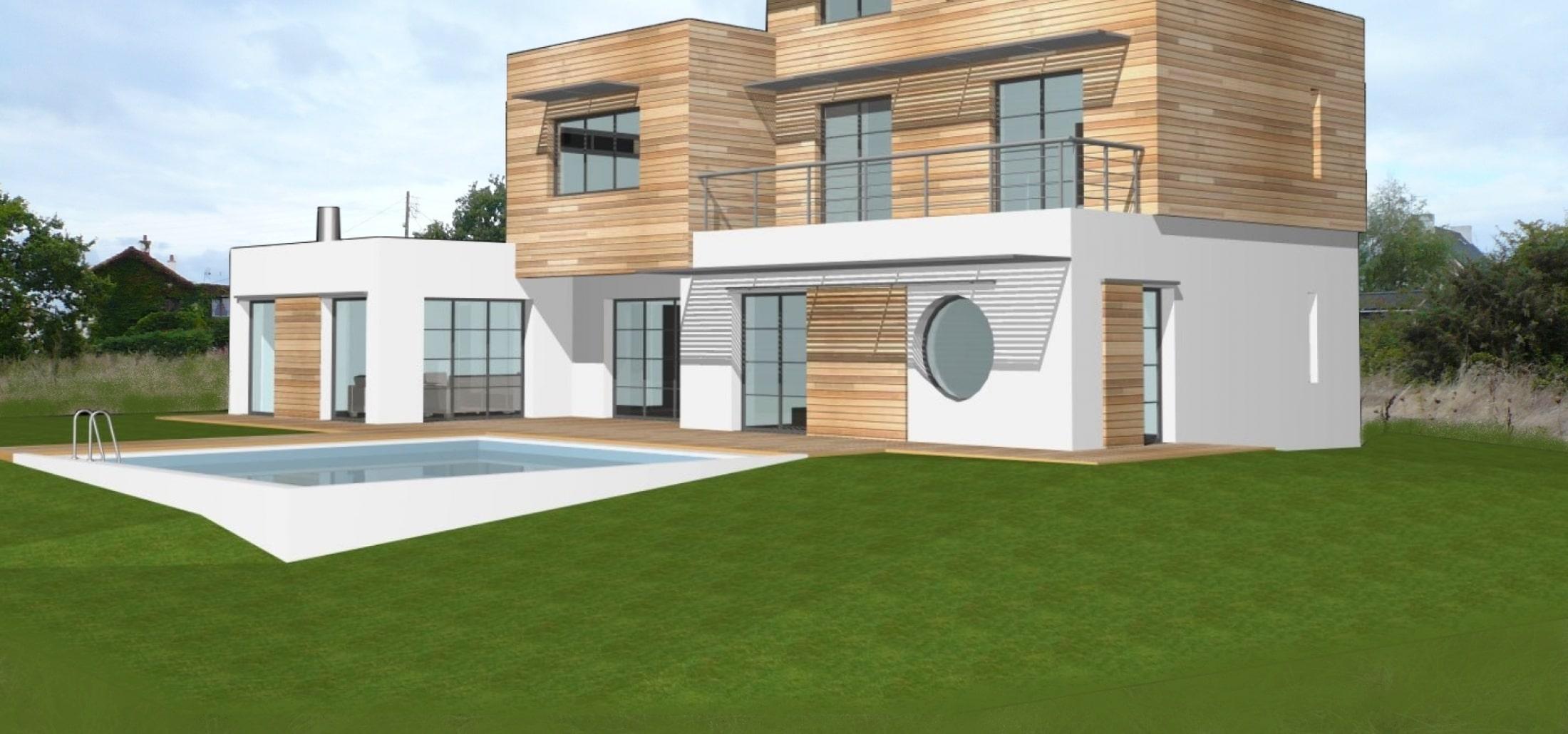Un projet de construction de maison individuelle
