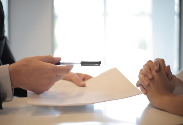 Signature de documents